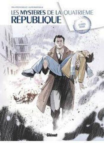 Couverture de l'album Les Mystères de la quatrième République - 4. La Main Rouge