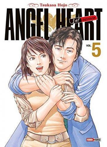Couverture de l'album Angel Heart - 1st Season - 5. Tome 5