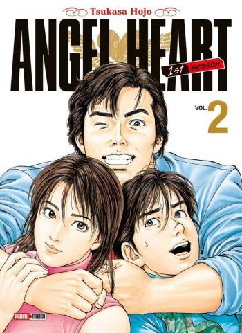 Couverture de l'album Angel Heart - 1st Season - 2. Tome 2