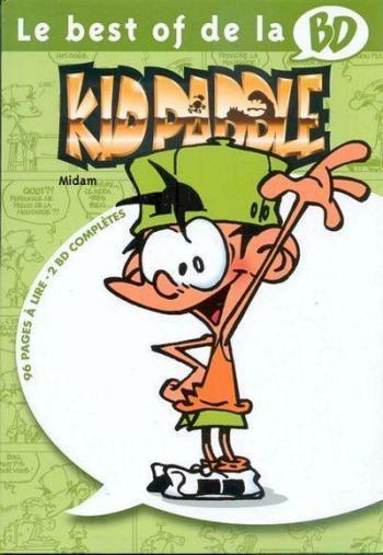 Couverture de l'album Kid Paddle - HS. Le Best of de la BD