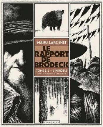 Couverture de l'album Le Rapport de Brodeck - 2. L'Indicible