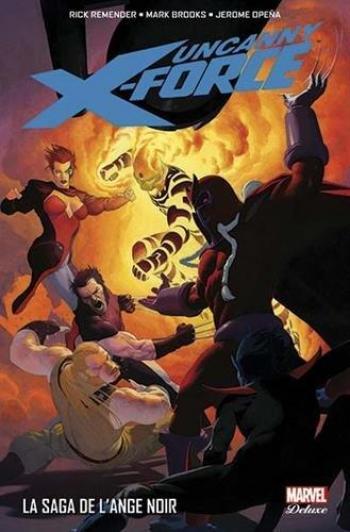 Couverture de l'album Uncanny X-Force - 2. La saga de l'ange noir