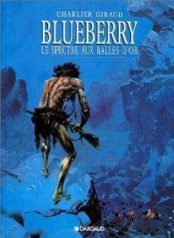 Couverture de l'album Blueberry - 12. Le Spectre aux balles d'or