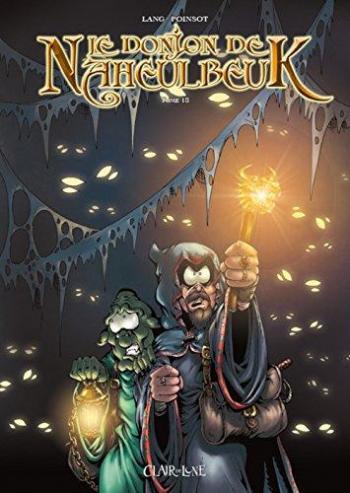 Couverture de l'album Le Donjon de Naheulbeuk - 18. Cinquième saison - Partie 5