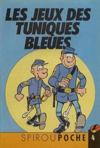 Couverture de l'album Les Tuniques bleues - HS. Les jeux des Tuniques Bleues