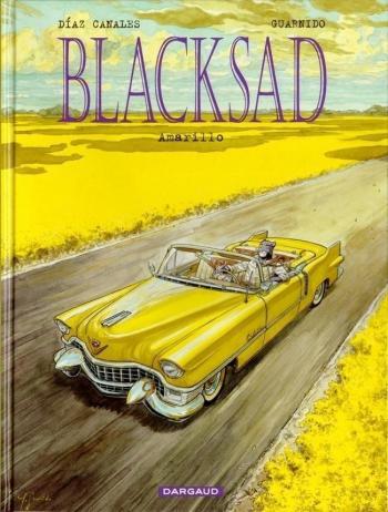 Couverture de l'album Blacksad - 5. Amarillo