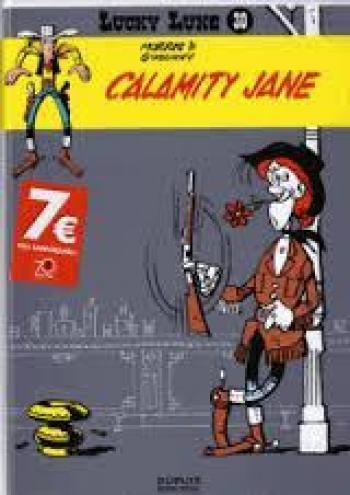 Couverture de l'album Lucky Luke - 30. Calamity Jane
