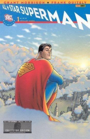Couverture de l'album All-Star Superman - 1. Plus rapide...