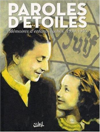 Couverture de l'album Paroles d'étoiles (One-shot)