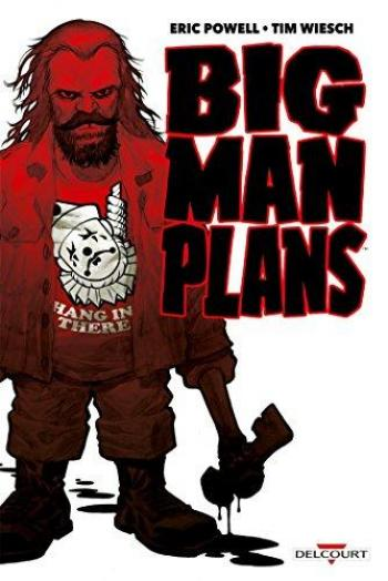 Couverture de l'album Big Man Plans (One-shot)