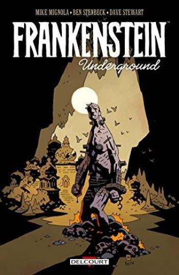 Couverture de l'album Frankenstein Underground (One-shot)