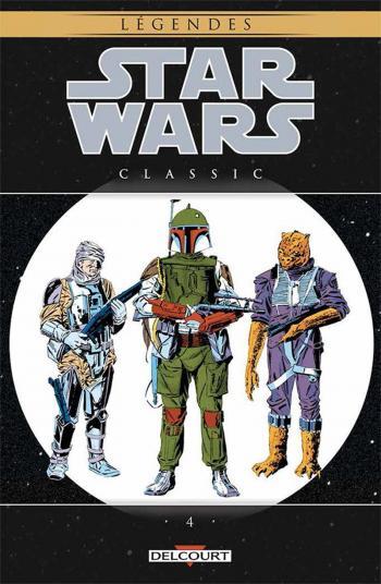 Couverture de l'album Star Wars - Classic - 4. Star Wars Classic, Tome 4