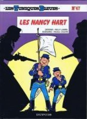 Couverture de l'album Les Tuniques bleues - 47. Les Nancy Hart