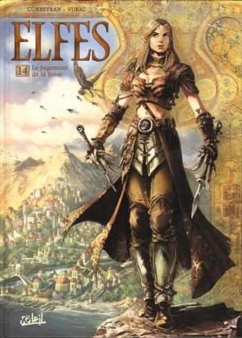 Couverture de l'album Elfes - 14. Le Jugement de la fosse