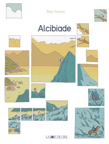 Couverture de l'album Alcibiade (One-shot)