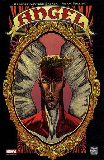 Couverture de l'album Angel (Marvel Graphic Novels) (One-shot)