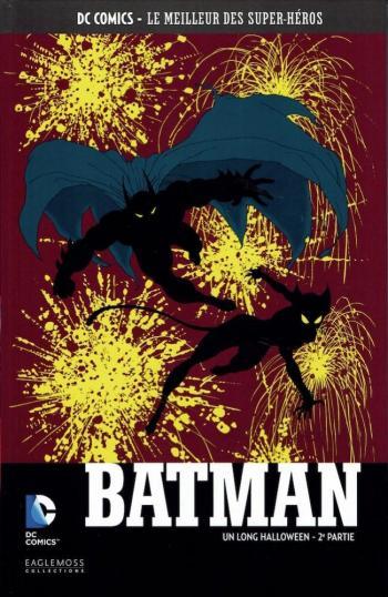 Couverture de l'album DC Comics - Le Meilleur des super-héros - 17. Batman - Un long Halloween (2e Partie)