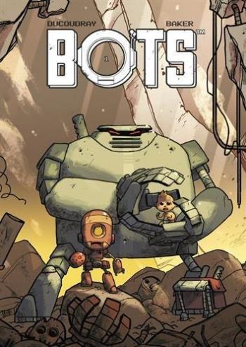Couverture de l'album Bots - 1. Tome 1