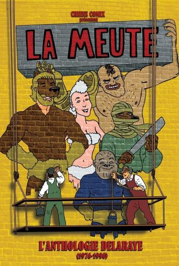 Couverture de l'album La Meute (One-shot)