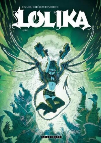 Couverture de l'album Lolika - 2. Hel