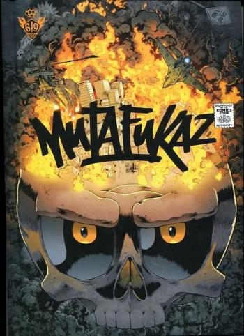 Couverture de l'album Mutafukaz - 4. De4d End