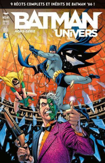 Couverture de l'album Batman Univers - Hors série - 1. Batman Univers HS - Tome 1
