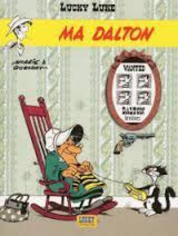 Couverture de l'album Lucky Luke - 38. Ma Dalton