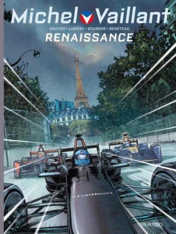 Couverture de l'album Michel Vaillant - Saison 2 - 5. Renaissance
