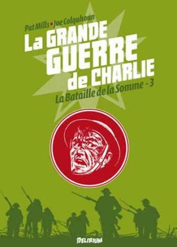 Couverture de l'album La Grande Guerre de Charlie - 3. La bataille de la Somme (3)