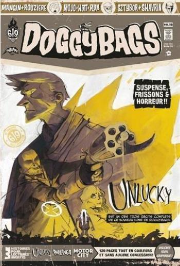 Couverture de l'album Doggybags - 10. Tome 10