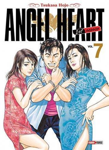 Couverture de l'album Angel Heart - 1st Season - 7. Tome 7