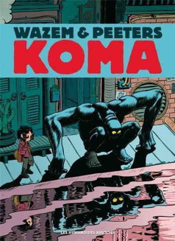 Couverture de l'album Koma - INT. Koma