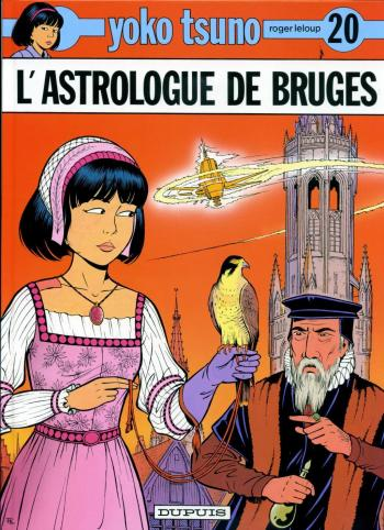 Couverture de l'album Yoko Tsuno - 20. L'Astrologue de Bruges