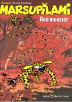 Marsupilami 21. Red Monster