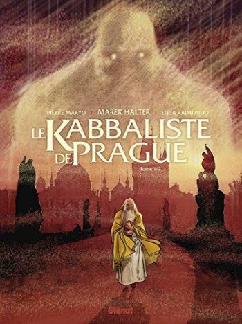 Couverture de l'album Le Kabbaliste de Prague - 1. Le Kabbaliste de Prague