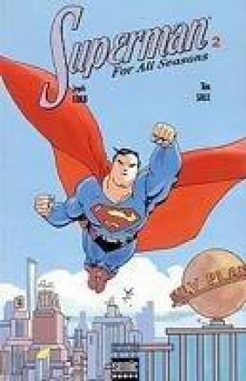 Couverture de l'album Superman for all seasons - 2. 2. Automne et Hiver