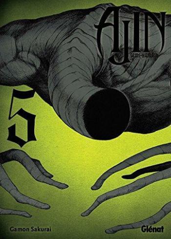 Couverture de l'album Ajin - Semi humain - 5. Tome 5