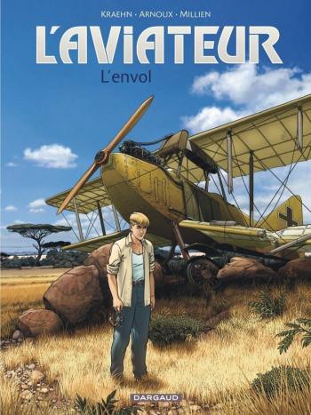 Couverture de l'album L'Aviateur - 1. L'Envol