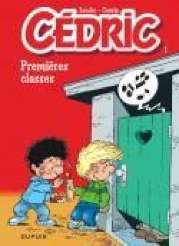 Couverture de l'album Cédric - 1. Premières classes