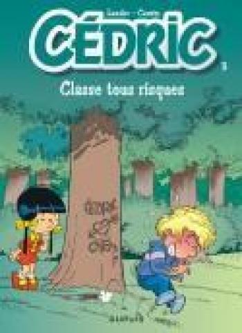 Couverture de l'album Cédric - 3. Classe tous risques