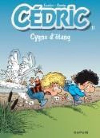 Couverture de l'album Cédric - 11. Cygne d'étang