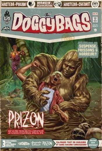 Couverture de l'album Doggybags - 11. Tome 11