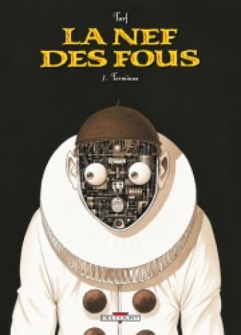 Couverture de l'album La Nef des fous - 7. Terminus