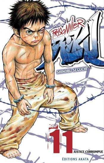 Couverture de l'album Prisonnier Riku - 11. Justice corrompue