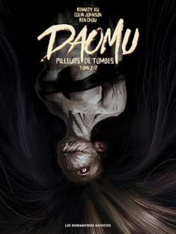 Couverture de l'album Daomu - Pilleurs de tombes - 2. Tome 2