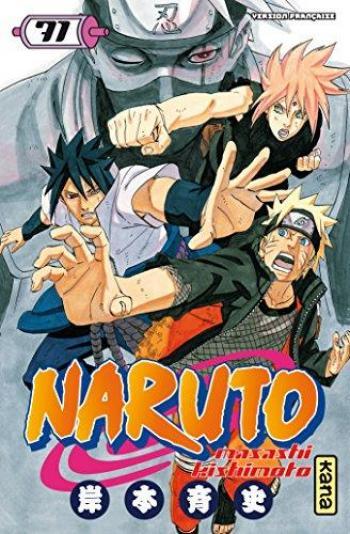 Couverture de l'album Naruto - 71. Tome 71