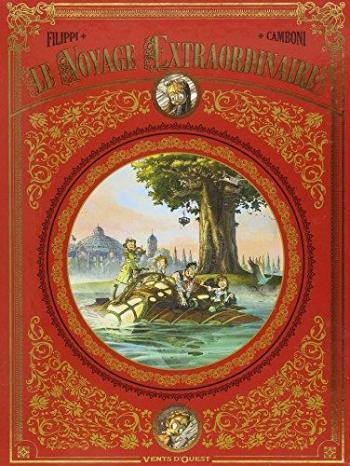 Couverture de l'album Le Voyage extraordinaire - COF. Cycle 1 - Tome 1 à 3