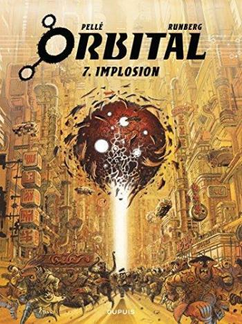 Couverture de l'album Orbital - 7. Implosion