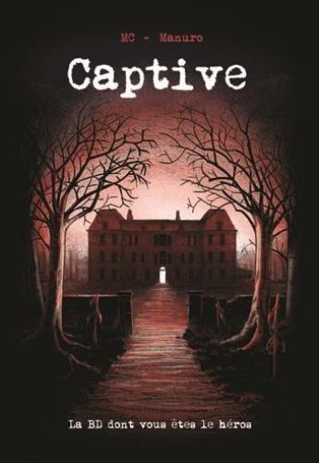 Couverture de l'album Captive (One-shot)