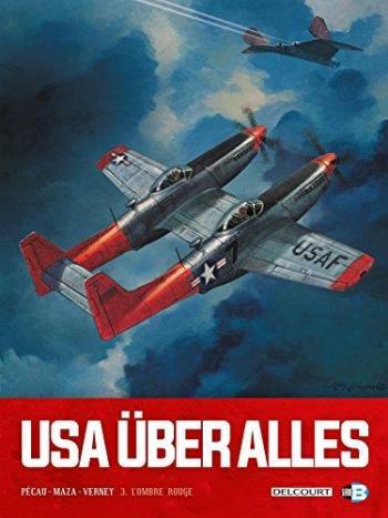 Couverture de l'album USA Über Alles - 3. L'Ombre rouge